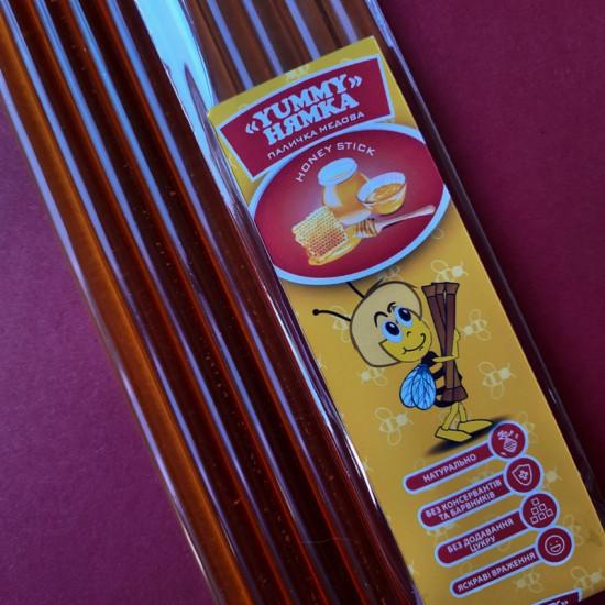 Мед у стіку «НЯМКА», по 10 грамів (5 шт)