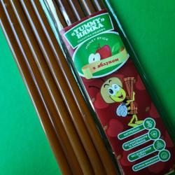 Мед в стике Яблоко «НЯМКА», по 10 грамм (5 шт)