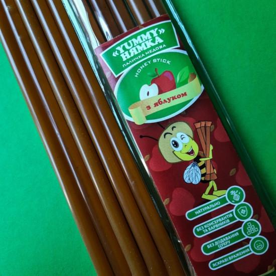 Мед у стіку Яблуко «НЯМКА», по 10 грамів (5 шт)