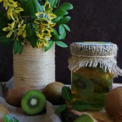 Мед з ківі ЕКО-МедОК, 320 грамів