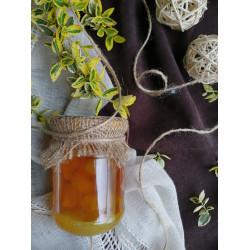 Honey with lemon ECO-MedOK, 320 grams