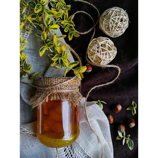 Мед з лимоном ЕКО-МедОК, 320 грамів