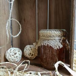 Мед липовий ЕКО-МедОК, 350 грамів