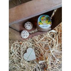 Мед липовый ЭКО-МедОК, 350 грамм