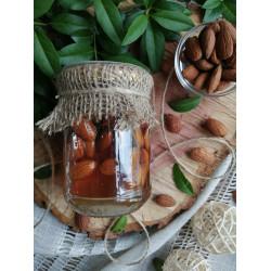 Honey with almonds ECO-MedOK, 320 grams