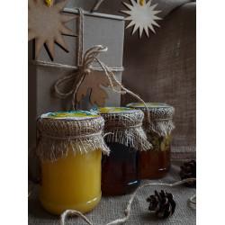 "Honey set ""Gift to beloved sweet tooth"" ECO-MedOK, 1 Kg"