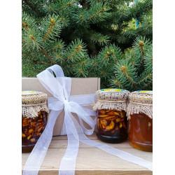 "Honey set ""Gift to associates"" ECO-MedOK, 1 Kg"
