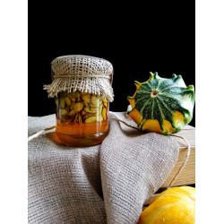 Honey with Pumpkin Seeds ECO-MedOK, 320 grams