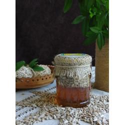 Honey with Sunflower Seeds ECO-MedOK, 320 grams