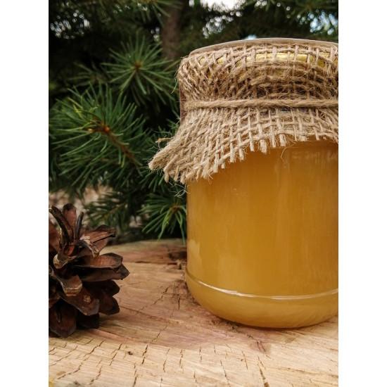 Мед соняшнику ЕКО-МедОК, 350 грамів