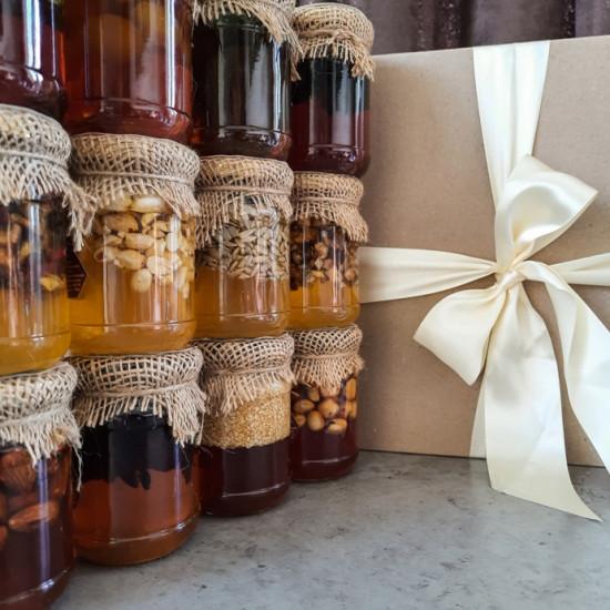Набір меду «Королівський» ЕКО-МедОК, 3,9 кг