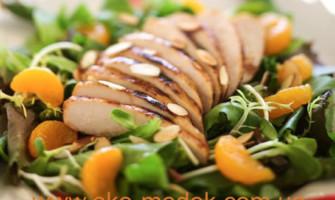 Курячий салат по-китайськи