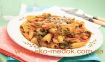 Прімавера паста-салат
