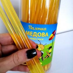 Стик с медом «НЯМКА», по 10 грамм (100 шт)