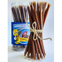 """Honey stick Cocoa beans (chocolate) """"Yummy"""", 10 grams (100 pieces)"""