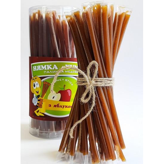 Стік з медом Яблуко «НЯМКА», по 10 грамів (100 шт)